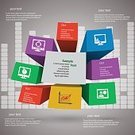 268399,Abstract,No People,Illustration,Infographic,Aubusson,Backgrounds,Vector,Label,Design Element