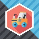 Equipment,Land Vehicle,Illustration,Transportation,Machinery,Farm,agronomy,Vector,Farmer,Wheel,Agriculture,Tractor