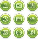 Bell,Symbol,Green Color,Clock,Personal Organizer,Interface Icons,Alarm Clock,Binoculars,Iconset,Shiny,Business,Calendar,Computer Icon,Profile View,Icon Set,Calendar Date,Searching,Vector,Office Interior,Diary,Back Arrow,Sign,White,Simplicity,Illustrations And Vector Art,Computers,Technology Symbols/Metaphors,Music,Vector Icons,Contour Drawing,Technology,Outline,Note Pad,Arrow Symbol