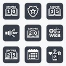 60361,60527,Preparation,Recipe,Cookbook,Sign,Meal,Book,Pager,Computer Software,Food and Drink,Illustration,Shape,Symbol,Reading,Cooking,Mobile App,Food,Paying,Communication,Token,Wireless Technology,Calendar,Number 10,Chef,Vector,Label,Badge