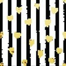 Abstract,Retro Styled,No People,Greeting Card,Christmas,Fashionable,Illustration,Wrapping Paper,Glitter,Foil - Material,Heart Shape,Decoration,Backgrounds,Vector,Shiny,Striped,Gold Colored,Pattern,White Color,Black Color