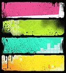 Dirty,Grunge,Banner,Backgrounds,Spotted,Pattern,Placard,Halftone Pattern,Textured,Pink Color,Textured Effect,Circle,Striped,Green Color,Abstract,Paint,Orange Color,Vector,Blue,Splattered,Rough,Multi Colored,Brush Stroke,Spray,Halftone Pattern,Vibrant Color,Ink,Yellow,Messy,Grained,Stained,Drop,Saturated Color,Ilustration,Brushed