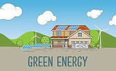 Battery,Recycling,Generator,Change,Turbine,Planet - Space,Environmental Conservation,Technology,Nature,Infographic,Environment