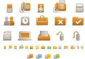 Symbol,Computer Icon,Fax Machine,Orange Color,Telephone,Printer,Computer,Office Interior,Paper,Green Color,Mobile Phone,Electrical Equipment,Blue,Laptop,Calculator,Document,Yellow,White,Vector,Bag,Computer Mouse,Cute,Computer Printer,Simplicity,Clock,Briefcase,Timer,Design,Shadow,Ilustration,Illustrations And Vector Art,Objects/Equipment,Vector Icons