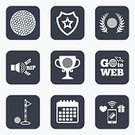Shape,Token,Label,Symbol,Badge,Application Software,Paying,Calendar,Vector,Sign,Cup,Equipment,Wireless Technology,Pager,Playing,Golf,Award,Hobbies,Golf Ball,Sport