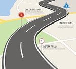 Infographic,Road Trip,Vector,Map,Highway,Street,Car,Motor Racing Track,Flat,Footpath,Dividing,Data,Chart,Curve,Text,Conspiracy,Placard,Illustration,Bending,Abstract,Banner,Asphalt,Road,template,Sign,Backgrounds,Roadside,Dividing Line,Design Element,Direction,Number,Ideas,Business,Transportation,Modern,Shape,Plan,Thoroughfare,Creativity,Symbol,Computer Graphic,Style,Traffic,Design Professional,Driving,Built Structure,Motion