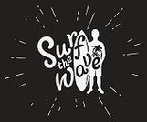 268399,Surfing the Net,Retro Styled,Grunge,No People,Symbol,Lifestyles,Surfing,Old-fashioned,Summer,Surf,Surfboard,Calligraphy,Illustration,Vector,Fashion,Insignia,Arts Culture and Entertainment,Black Color,Design Element