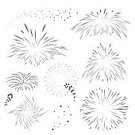 81352,Abstract,Variation,Celebration,Event,Symbol,Photographic Effects,Cheerful,Moving Up,Exploding,Shape,Cultures,Particle,Backgrounds,Outline,Anniversary,Illustration,Template,Vector,Collection,Firework - Man Made Object,Background,Single Object,Blowing