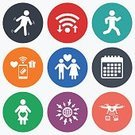 Women,Men,Mother,Falling,Wet,Friendship,People,Paying,Wireless Technology,Vector,Badge,user,Marathon,Application Software,Shape,Calendar,Camera - Photographic Equipment,upload,Token,Label,Pregnant,Action,Sign,Symbol,Sport