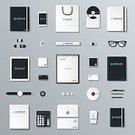 62221,Three Dimensional,Brand,Shape,Branding,Illustration,Group Of Objects,Vector,Letterhead