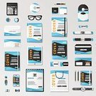 No People,Business,Design,Illustration,Group Of Objects,Vector,Letterhead,Business Finance and Industry