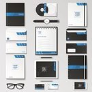 No People,Illustration,Business Finance and Industry,Letterhead,Business,Vector,Design,Group Of Objects