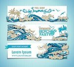 Backgrounds,Summer,Ornate,Paper,Ripple,Sea,Pattern,Banner,Bird,Beach,Copy Space,Backdrop,Blue,Wave Pattern,White,No People,River,Vector,Tsunami,Stream,surge,Travel,Sky,Sailing,Horizontal,Internet,Island,Palm Tree,Seagull,Frame,Deep,Nature,Environment,Party - Social Event,Ribbon,Vacations,Water,Wave,White Background,Tourism,Text,Decoration,Scribble,spume,Turquoise Colored