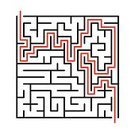 Maze,Shape,Abstract,Computer Graphic,Confusion,Problems,Discovery,Solution,Puzzle,Leisure Games,Backgrounds,Choice,Design,Mystery,Leaving,Painted Image,Thinking,Outline,Pattern,White,Direction,Vector,Town Square,Isolated,Searching,Street,Leisure Activity