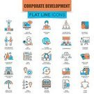 Leadership,Achievement,People,Occupation,Illustration,Vector