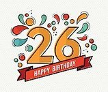 Vector,Number,Birthday Card,Greeting Card,Happiness,Cheerful,Birthday,Text,Celebration,Vibrant Color,Illustration,Flat,Anniversary,25-29 Years,Colors,Art,Congratulating,Shape,Invitation,Multi Colored,Star Shape,Teenager,Modern,Year,Party - Social Event,Young Adult,Human Age,Fun,Color Image