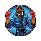 Cartoon Drawing,martial,Art,vector illustration,Vector,Colors,Character Cartoon,Mascot,Sports Glove,Tyrone Power,Animal Themes,vector drawing,Punch Puppet,Boxing,Fighting,Housecoat,Boxer