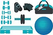 Exercise Equipment,Sport,Ball,Relaxation,Exercising,Yoga,Body Building,Stretching,Leisure Activity,Pilates,Healthcare And Medicine,Clip Art,Symbol,Jump Rope,Duffel Bag,Sock,Model Kit,Exercise Mat,Wellbeing,Sports Training,Weight Training,Jumping Rope,Health Club,School Gymnasium,Relaxation Exercise,Sports Glove,Gym,Personal Accessory,Healthy Lifestyle,The Human Body,Equipment,Recreational Pursuit,Lifestyles,Disk,Vector,Isolated,Set,Pilates Ring,Body,Aerobic Step,Barbell,Aerobics