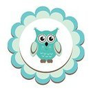 Child,Cut Out,Happiness,Cheerful,Animal,Bird,Owl,Tree,Fun,Cute,Illustration,Young Animal,Vector,Collection,Multi Colored,Textile