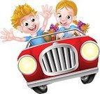 Cartoon,Women,Animated Cartoon,Clip Art,Road Trip,Happiness,Teenage Boys,Single Object,Teenage Girls,Friendship,Girls,Speed,Red,Three-dimensional Shape,Mid-Air,Boys,Travel,One Person,Ponytail,Sibling,People,Young Adult,Brother,Men,Front View,Classic,Car,Characters,Vector,Convertible,Three Dimensional,Childhood,Child,Road,Drawing - Art Product,Flying,Journey,Illustration,White Background,Sister,Driving,Fun,Two People,Small