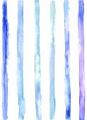 Vertical,No People,Illustration,Watercolor Painting,Paint,Striped