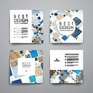 Multi Colored,Mosaic,template,Flyer,broshure,Brochure,Plan,Business,Creativity,Backdrop,Abstract,Geometric Shape,Book,Pattern,Vector,Computer Graphic,Illustration,Backgrounds