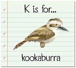 Elementary Age,Educaitonal,phonetics,Learning,Computer Graphics,Background,Animal Wildlife,Animal,Spelling,Letter K,Handwriting,Alphabet,Illustration,Kookaburra,Image,Reading,Flying,Computer Graphic,Pets,Education,Bird,Clip Art,Cardboard,Preschool,Backgrounds,Vector,Flash Card,Preschool Building