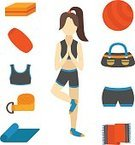 Adult,Wrestling Mat,60161,Harmony,Relaxation,Agreement,Order,Balance,Females,Women,Relaxation Exercise,Equipment,Leisure Activity,Fitness Ball,Exercising,Healthy Lifestyle,Cartoon,Ball,Illustration,Yoga,Exercise Mat,The Human Body,School Gymnasium,Human Body Part,Sport,Flat,Muscular Build,Sports Training,Health Club,Instructor,Lifestyles,Vector,Gym,Strap,Belt