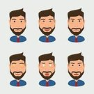 user,Occupation,Vector,Men,Women,Middle Eastern Ethnicity,Fun,Business,Human Face,Beard,Joy,Hairstyle,Boys,Cute,Success,Illustration,Manager,Businessman,People