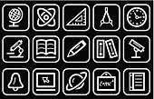 Symbol,Computer Icon,Education,Science,Physics,Mathematics,Book,White,Drawing Compass,Black Color,Icon Set,Vector,Microscope,Geometry,Ruler,Atom,Astronomy,Monochrome,Astronomy Telescope,Blackboard,Computer,Black And White,Divider,Globe - Man Made Object,Notebook,Set,Push Button,Clock,Bell,Laptop,Interface Icons,Design Element,Ilustration,Pencil,Group of Objects,Collection,Planet - Space,copybook,Ring Binder,Vector Icons,Illustrations And Vector Art,Medicine And Science,Science Abstract,Science Symbols/Metaphors