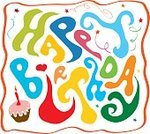 Happiness,Concepts,Holiday,Multi Colored,Anniversary,Vector,Colors,Art,Group of Objects,Red,Congratulating,Green Color,Orange Color,Blue,Placard,Abstract,Yellow,Message,Party - Social Event,Birthday,Pattern,Event,Greeting,Fun,Decoration,Cheerful,Cartoon,Variation,Purple,Circle,Computer Graphic,White,Illustration,Text,Ideas