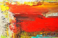 Painted Image,Creativity,Oil Painting,Art,Paintings,Abstract,Paint,Art Product,Red,Backgrounds,Copy Space,Colors,Yellow,Modern,Textured Effect,Paper,Watercolor Painting,Green Color,Watercolor Paints,Surface Level,Textured,Close-up,Craft,Acrylic,Contrasts,Ilustration