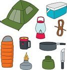 Cartoon,Camping,Cooking,Water Cooler,Doodle,Bucket,Bottle,Vector,Tent,Simplicity,Rope,Sleeping Bag,Illustration,Set,Cooking Pan,Sketch,Flaming Torch,Drinking Water,Lighting Equipment,Lantern,Flashlight,Insulated Drink Container,illustrate,Knife - Weapon,Drawing - Activity