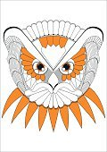Sign,Nature,Symbol,Tattoo,Vector,Illustration,Animal,Bird,Art And Craft,Design Element,Beauty In Nature,Art,Cute,Page,Coloring,Painted Image,Abstract,Cut Out,Cartoon,Single Line,Pattern,Decorating,Adult,Coloring Book,Christmas Decoration,Christmas Ornament,Decoration,Owl