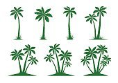 Art,White,Group of Objects,Non-Urban Scene,Plant,Backgrounds,Black Color,Summer,Horizontal,Climate,Monochrome,Tree Trunk,Nature,Tropical Music,Isolated,Plan,Outline,Branch,Leaf,Digitally Generated Image,Vector,Palm Tree,No People,Coconut,Coconut Palm Tree,Frond,Island,Beach,Illustration,Tree,Tropical Climate,Image Focus Technique,Green Color,Development,Image,Tracing,Silhouette,Design