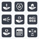 Shape,Token,Label,Symbol,Badge,Application Software,Paying,Calendar,Vector,Sign,Men,People,Wireless Technology,Pager,Giving,Donation Box,immovables,Home Ownership,Charity and Relief Work,Holding