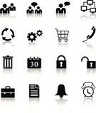 Lock,Interface Icons,Garbage,Symbol,Alarm Clock,Computer Icon,Refreshment,Push Button,Vector,Clock,Internet,Bag,Telephone,Ilustration,Security,Calendar,Discussion,Computer Monitor,Communication,Bell,Set,web icon,Global Communications,Document,Unlocking,Internet Icon,Bubble,Talking,Illustrations And Vector Art,Vector Icons,vector illustration