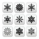 Celebration,Cold Temperature,No People,Greeting Card,Computer Software,Christmas,Snowflake,Illustration,Mobile App,Winter,Blizzard,Environment,Snow,Pattern