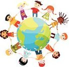 Child,Earth,Friendship,Environment,International Landmark,Planet - Space,Community,Baby,People,Protection,Nature,Love,Symbols Of Peace,Social Gathering,Social Issues,Design,Holiday,Life,Partnership,Ilustration,Peace On Earth,Unity,Sea,Serene People,Addiction,Lifestyles,Non-Urban Scene,Holidays And Celebrations,Illustrations And Vector Art,View Into Land,People