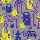 Yellow,Gray,Purple,Colors,Metal,Pattern,Backgrounds,Old-fashioned,Seamless