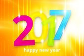 Yellow,Orange Color,sushine,Celebration,Backdrop,Colors,colorfull,New Year's Day,New Year's Eve,New Year,Three-dimensional Shape,2017