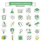 Atom,Sign,Science,Infographic,DNA,Collection,Biology,Material,Scientific Experiment,Contur,Bus,Shape,Equipment,Astronomy,Education,Molecular Structure,Bacterium,Scientist,Laboratory,Microscope,Research,Symbol