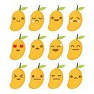 Humor,Fruit,Happiness,Healthy Lifestyle,Illustration,Freshness,Food,Design Element,Emoticon,Facial Expression,Human Face,Juice,Ripe,Elegance,Tropical Climate,Vegan Food,Vitamin,Sweet Food,Smiling,Leaf,Mango,Menu,Shy,Eating,White,Embarrassment,Fun,Cheerful,Healthy Eating,Bright,Cartoon,Design Professional,Design,Cute,Characters,Isolated,Backgrounds,Symbol,Tasting,Vector,Vegetarian Food,Smiley Face,Slice,Laughing,Love,Mascot,Organic,Juicy