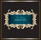 Vector,Antique,Old-fashioned,Luxury,Ornate