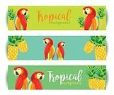 Vector,Vacations,Greeting Card,Animal,Typescript,Beach,Plan,Postcard,Coupon,Computer Graphic,Geometric Shape,typographical,Tropical Rainforest,Fruit,Flower Head,annoucement,Blue,Bird,Backgrounds,Summer,Pineapple,Invitation,Backdrop,Parrot