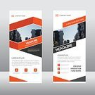 Abstract,Business,Advertisement,Design,Backgrounds,Placard,Poster,Illustration,Flat,Marketing,Template,Collection,Banner - Sign,Banner,Business Finance and Industry,Standing,Black Color,Orange Color,Pattern