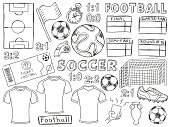 Doodle,Flag,Soccer,Collection,Stadium,Award,Cup,Football - Ball,Ball,Playing,Soccer Ball,Brazil,Symbol,Vector,Pencil,Set,Semi-Truck,Athlete,European Culture,Sport,Illustration,Championship,Team,Competitive Sport,Trophy,Competition,Winning,Play,Sports Uniform,Sketch,Germany,Match,France,Europe,Match - Sport,Shoe,Goal