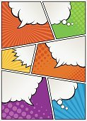 Halftone Pattern,Speech Bubble,template,Illustration,Humor,Talking,Vector,Speech,Fun,Backgrounds