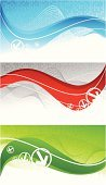 Shape,Curve,Abstract,Backgrounds,Circle,Striped,Banner,Arrow Symbol,Blue,Red,Modern,Vector,Square Shape,Backdrop,White,Vibrant Color,Set,Green Color,Vertical,Digitally Generated Image,Pattern,Ilustration,Design Element,Wave Pattern,Decoration,Freshness,Collection,Style