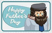 Men,Day,Father,Males,Beard,Old,Mustache,Pride,Cartoon,Care,Vector,Family,June,Banner,Holiday,Father's Day,Illustration,Cap,Tie,Cute,Beret,Hat,Scarf,Grandfather,Love,Eyeglasses,Masculinity,Husband,Parent,Celebration,Outline,Postcard,Sign